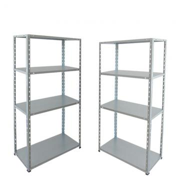 6 Tier Wire Racks Metal Storage Shelving Used for Commercial Refrigerated Environments