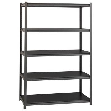 Industrial Metal Ladder Book Shelf Wooden for Living Room