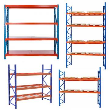 Industrial Warehouse Standard Bin Shelving for Small Parts Storage