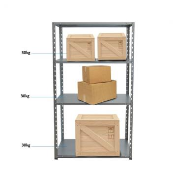 5 Tier Storage Rack Metal Shelf Adjustable Garage Shelf Steel Shelving Unit platform rack