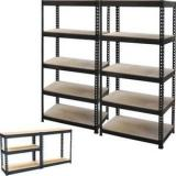 Supermarket Shelving Units New Type OEM Steel Grocery Store Commercial Shelf