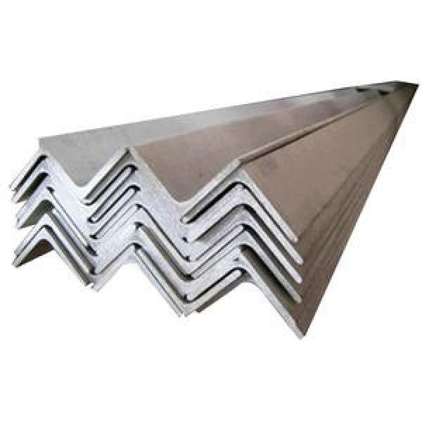 Galvanized Slotted Angle Iron 316 304 Stainless Bar Stainless Steel Angle #1 image