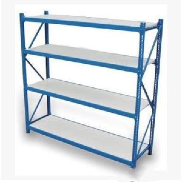 4 Tiers Chrome Heavy Duty Wire Shelving (450*1200*1800mm) #1 image