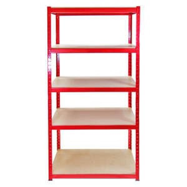4 Tiers Chrome Heavy Duty Wire Shelving (450*1200*1800mm) #3 image