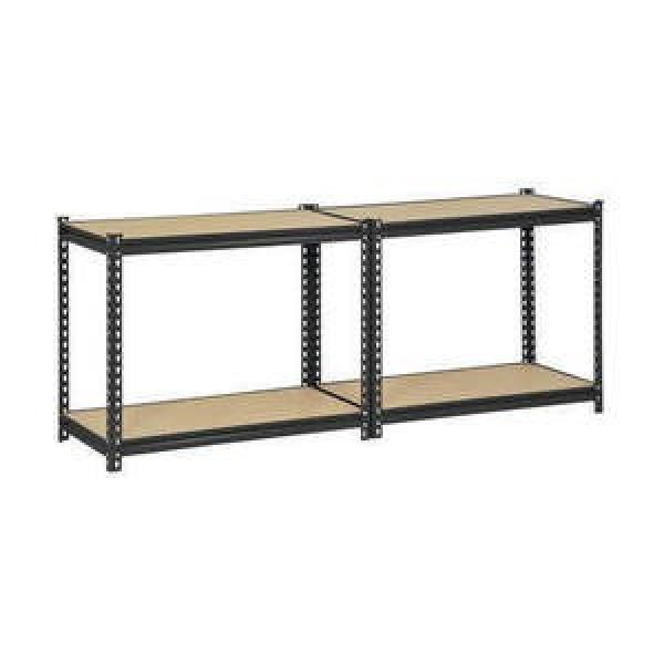 4 Tiers Chrome Heavy Duty Wire Shelving (450*1200*1800mm) #2 image