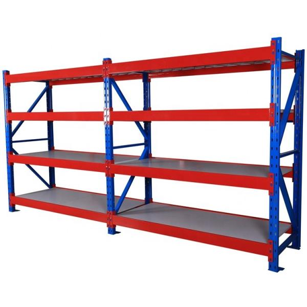 5 Layers Commercial Flat Wire Shelving Unit for Healthcare Product Storage #2 image