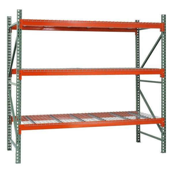 Galvanized Industrial Storage Racks Steel Wire Shelving for Warehouse #2 image
