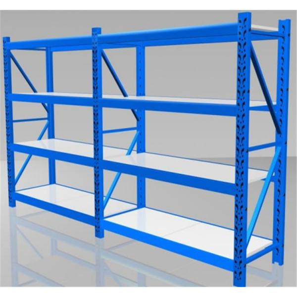 5 Tier Epoxy Heavy Duty Wire Shelving for Cold Room Use #3 image